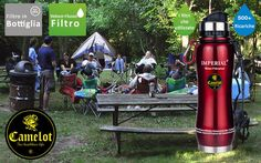 The world's first stainless steel bottle with a filter safe, inexpensive drinking water that tastes great with unique patent Nanotechnology combined with Ionic Adsorption Micron Filter Technology and BIOSAFE. Filter Bottle, Water Filter, Nanotechnology, Stainless Steel Bottle, Fire Extinguisher, Drinking Water, Filters, Drinks, Life