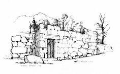 shop front pen drawings - Google Search