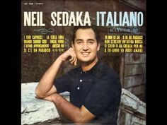 "Neil Sedaka - ""Il Re Dei Pagliacci"" [""King Of Clowns""] - YouTube"