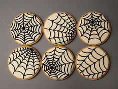 SweetAmbs: Halloween Cookies