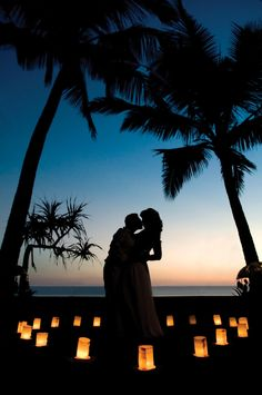 Sunset Wedding Photography | Bali Weddings | Click the image to visit our website for more Bali wedding inspiration!