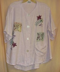 Lilac Lucy & Izzy Shirt~ Lg.