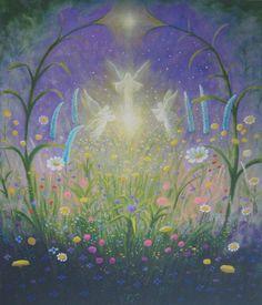 Gallery Natur Mystik – Benny H. Alphonse Mucha, Wow Art, Visionary Art, Fairy Art, Psychedelic Art, Pics Art, New Wall, Aesthetic Art, Wall Collage