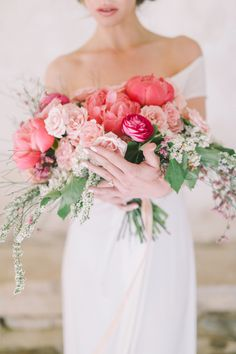 Photography : Nastja Kovacec Photography | Floral Design : Sanjski Šopek | Wedding Dress : ASOS Read More on SMP: http://www.stylemepretty.com/destination-weddings/2016/06/24/an-inspo-complete-with-an-off-the-rack-wedding-gown-you-need-to-own/