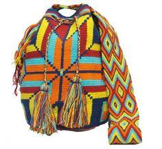 Colorfull Mochila Bag Boho Patterns - comprar online