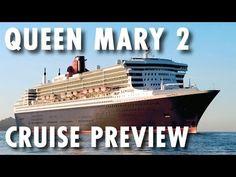 ▶ Queen Mary 2 Cruise Preview: 10th Anniversary Transatlantic ~ Cunard Cruise Line – PopularCruising.com