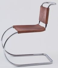 Mr. 50, Ludwig Mies van der Rohe (Thonet), Bauhaus stijl.