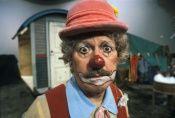 YLE:n lastenohjelmien rakastettu pelle, Pelle Hermanni ohjelmassa - Circus clown Hermanni