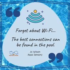 Love this quote 💙 #InfiniteSwimBenoni #swimming #baby #toddler Infinite, Aqua, Swimming, Quote, Baby, Swim, Quotation, Water, Infinity Symbol
