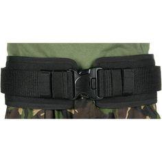 BlackHawk Belt Pad with IVS, Medium inches - 40 inches), Black - Endless Box Tactical Solutions, Military Belt, Tactical Belt, Hunting Clothes, Law Enforcement, Gears, Medium, Model