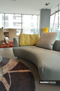 roche bobois - scenario modular sofa - design sacha lakic #sofa, Möbel