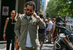 Street Style: Tommy Ton Shoots Milan Fashion Week