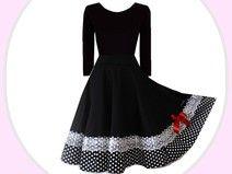 """Dress """"Pinup"""" Size 36-42"""