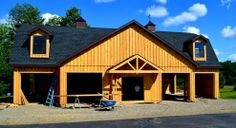 1000 Images About Pole Barn House And Garages On