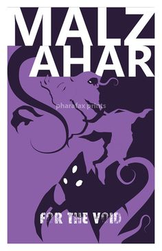 Malzahar League of Legends Print by pharafax on Etsy, $16.00