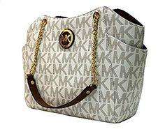 474a0e7928c08d Handbags Michael Kors 2018 Women's Jet Set Travel Saffiano Large Chain  Shoulder Tote Handbag Michael Kors