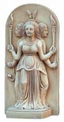 Browse the Museum Store Company and find great deals on museum replicas and gifts including the Hecate (Greek Triple Goddess). Get the best prices and receive fixed rate shipping on any purchase of a Hecate or other gift. Ancient Goddesses, Gods And Goddesses, Wicca, Sacred Feminine, Divine Feminine, Mother Goddess, Triple Goddess, Greek Art, Christian Art