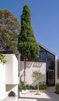 Gallery of Bougainvillea Row House / Luigi Rosselli - 10