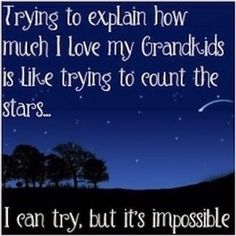 I Love My Grandkids quotes quote family quote family quotes grandparents grandma grandmom grandchildren pinned with Pinvolve - pinvolve.co