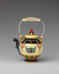 Sèvres Manufactory | Teapot | French (Sèvres) | The Metropolitan Museum of Art