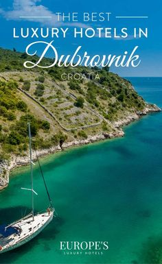 Croatia Travel | Looking for where to stay in Dubrovnik, Croatia? Here are out personal recommendations for luxurious places to stay.