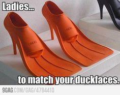 Lol duck faces. Stopit.