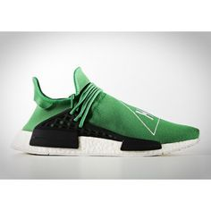 new product 4622d 7ca55 Classique Chaussures FemmeHomme Adidas Original HU NMD x Pharrell Williams  footlocker Vert Hu Vert