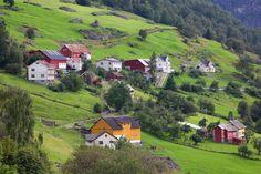 Fjordane, Norveç