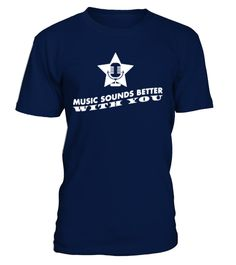 # [T Shirt]73-music sounds better with you .  Hungry Up!!! Get yours now!!! Don't be late!!! music sounds better with you, music, musician, funny, quote, saying, music shirt, guitar, singer, sound,drummer,cool,song,dj,dance,band,headphones, weekend, relax, chilling, disco, rock, hiphopTags: band, chilling, cool, dance, disco, dj, drummer, funny, guitar, headphones, hiphop, music, music, shirt, music, sounds, better, with, you, musician, quote, relax, rock, saying, singer, song, sound…