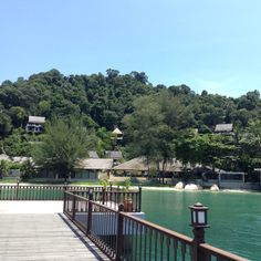 Serene Pangkor Laut Resort...sheer paradise