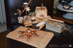 Post aus meiner Küche 11 - 2013 Lebkuchen, Zimtkekse, Zimtlikör, Zimtöl, Zimthonig, Zimt - Gewürz - Salz, Zimtschoki und schokolierte Zimtnüsse