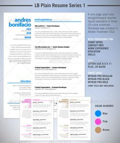 Resume Templates Libreoffice Free Simple Resume Template  Me Likey  Pinterest  Simple