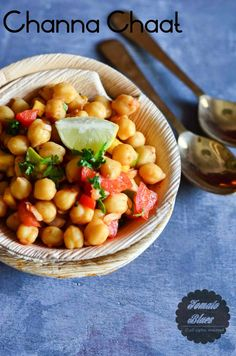 900 best pakistani indian snacks images on pinterest indian food an easy garbanzo salad with tomatoes raw mango and lemon juice dressing forumfinder Image collections