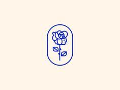 Rose Logo by Steve Wolf
