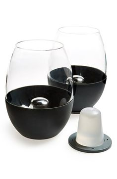 These are life changing - now I can keep my white wine cold without diluting it!!!