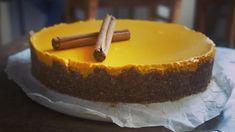 pompoen-cheesecake WAUW een feestje!:) - Recept van purefoodie.nl