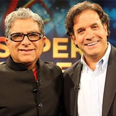 """<p>Come raise everyday well-being to radical new levels with <strong>Deepak Chopra, M.D.</strong>, and <strong>Rudolph E. Tanzi, Ph.D.</strong>, co-authors of <em>Super Genes: Unlock the Astonishing Power of Your DNA for Optimum Health and Well-Being</em>. In this enlightening interview, the groundbreaking duo discusses how we shape our gene activity and how genes act as a tool for personal transformation. """"Everything you do, every choice you make, whether it is a good habit or a bad habit…"""