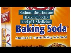 There was a time, decades ago, when doctors would prescribe bicarbonate of soda, aka baking soda, mixed with water to patients suffering from influenza or other Health And Wellness, Health Tips, Sodium Bicarbonate Baking Soda, Magnesium Chloride, Soda Brands, Alkaline Diet, Influenza, Cancer Treatment, Ganesha