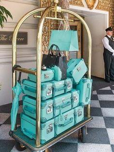 Cute Luggage, Vintage Luggage, Carry On Luggage, Travel Luggage, Travel Bags, Vintage Suitcases, Luxury Luggage, Luggage Brands, Leather Suitcase