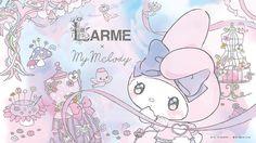 女性ファッション雑誌『LARME』とマイメロディが夢のコラボ☆ | ニュース・イベント | サンリオ