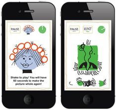 Our Shake & Make app features artwork by Ed Emberley - checkout what @Babyology has to say about it!