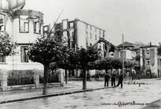Calle Mayor, Las Arenas, 1937 (Cedida por Javier Muro) (ref. 03840)