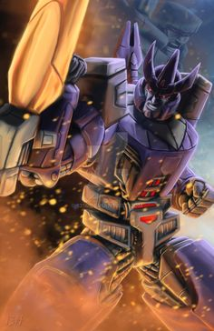 Galvatron by 1314 on DeviantArt Cartoon Movies, Optimus Prime, Transformers Characters, Transformers Art, Transformers Decepticons, Transformers Generation 1, Comic Art, Comic Books, Transformer 1