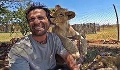 Lion Whisperer: How Kevin Richardson names the lions