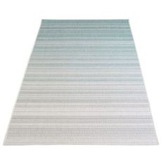 County Gradstripe Rug - Duckegg - 120 x
