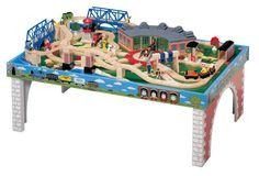 14 best Thomas the Train Table set up images on Pinterest | Thomas ...