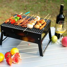Have the perfect #summer #BBQ wherever you are!  #glamping #outdoorlife #summerfun http://ift.tt/2s97dk5