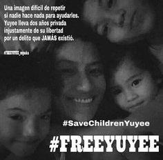 Etiqueta #freeyuyee780 en Twitter