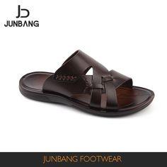 d6bae501e Source Best Sell Summer Beach Cross Sandal Flip Flops Shoes Men Slipper PU  Shoes on m