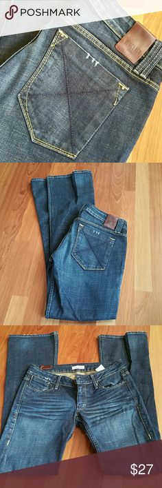 The Sinclair Mfgrp Jeans Nice!  Inseam 35 Sinclair Jeans Boot Cut